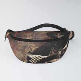 Death Fanny Pack