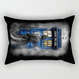 Tardis doctor who lost in the Mist apple iPhone 4 4s 5 5s 5c, ipod, ipad, pillow case and tshirt Rectangular Pillow
