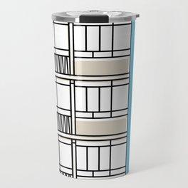 Edificio Canaima -Detail- Travel Mug