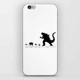 Animals of the World iPhone Skin