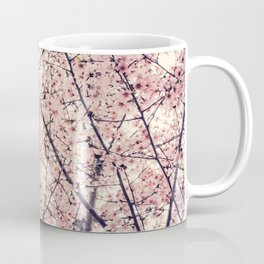 Blizzard of Blossoms Coffee Mug