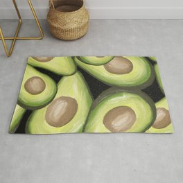Magical Avocado Rug