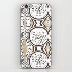 Spin & Spin iPhone & iPod Skin