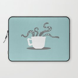A Nice Cuppa, Tentacles and Winter Things Laptop Sleeve