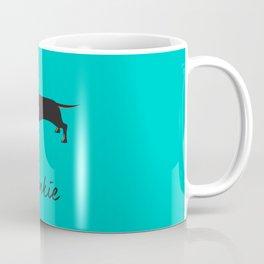 Frankie the Dachshund Coffee Mug