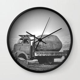 Spud Potato Wall Clock
