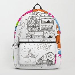 BRAIN HEMISPHERE Backpack