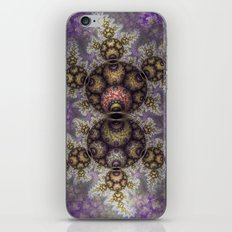 Magic in the air, fractal pattern abstract iPhone & iPod Skin