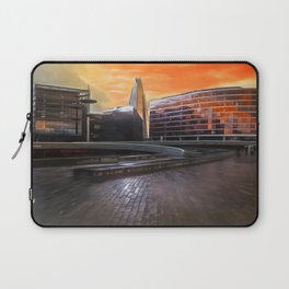 The London Shard Laptop Sleeve