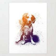 Junobeagle Art Print