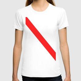 flag of strasbourg T-shirt