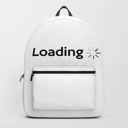 Loading Backpack
