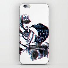 MC POPE iPhone & iPod Skin