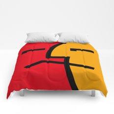 Hello? Comforters