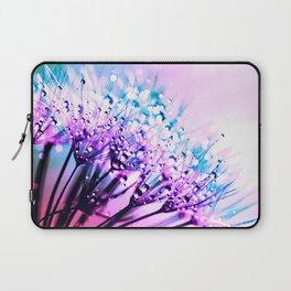 Bubblegum Candy Dandelion Dew Laptop Sleeve