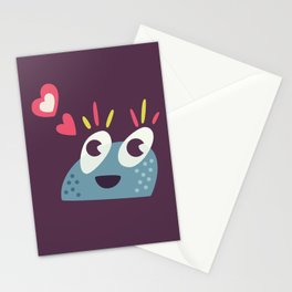 Kawaii Cute Candy Character Stationery Cards