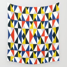 Wlter Allner inspired 03 Wall Tapestry