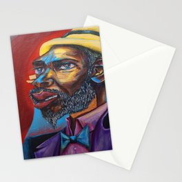 Thelonious Monk Stationery Cards