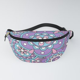 Spring Flowers Fanny Pack