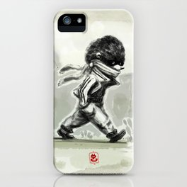 Horace, quietly wandering iPhone Case