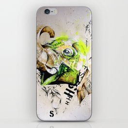 shift iPhone Skin