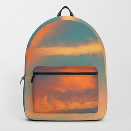 The Red Heart of the Earth Backpack