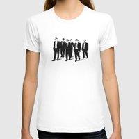 reservoir dogs T-shirts featuring Reservoir Dogs by Jason Vaughan
