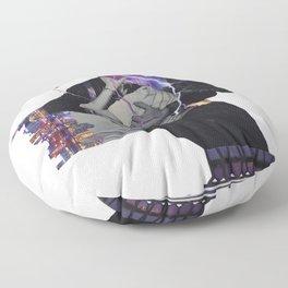 Lost In Reverie Floor Pillow