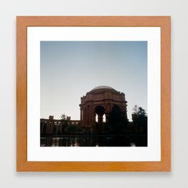 Palace of Fine Arts, San Francisco Framed Art Print