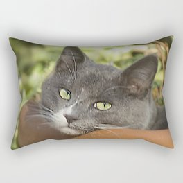 Here's Looking at YOU, Kid! Rectangular Pillow