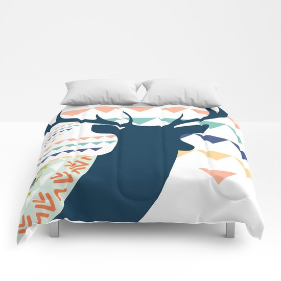 Wild at Heart I Comforters