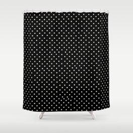 Classic Polka Dots Shower Curtain