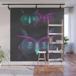 Fusion Owlinear Wall Mural