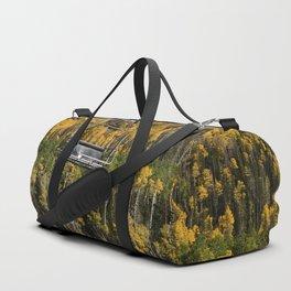 Autumn I - Brian_Head Ski_Resort, Utah Duffle Bag