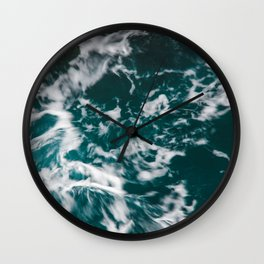 Freedom Waves Wall Clock
