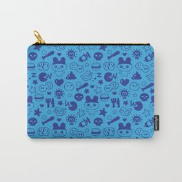 Virtual Pet (Blue) Carry-All Pouch