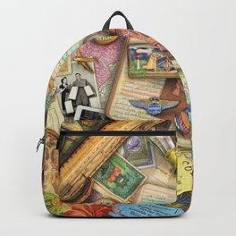 Vintage World Traveler Backpack