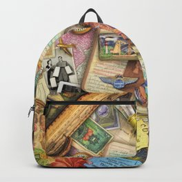 Vintage World Traveler Backpack