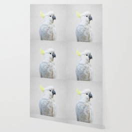 White Cockatoo - Colorful Wallpaper
