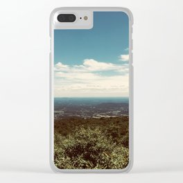 Go & Explore Clear iPhone Case