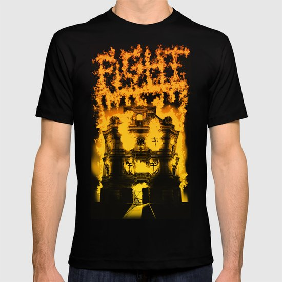 Fight with fire T-shirt