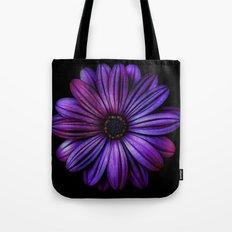 Bloom In Purple Tote Bag