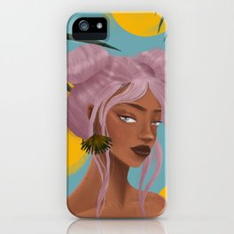Dark Moon iPhone Case