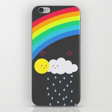 the truth about rainbows iPhone & iPod Skin