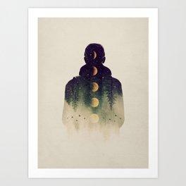 Night Air Art Print