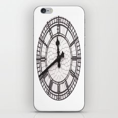 The Countdown is on iPhone & iPod Skin
