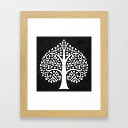 Bodhi Tree0104 Framed Art Print