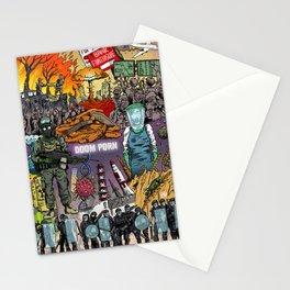 Apocalypse Freak Stationery Cards