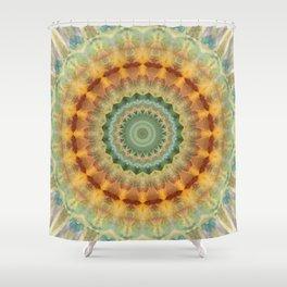 Mandala Sympathy Shower Curtain