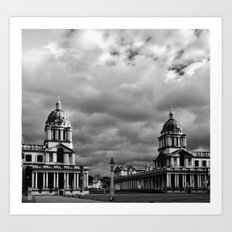Greenwich Maritime Museum, London Art Print